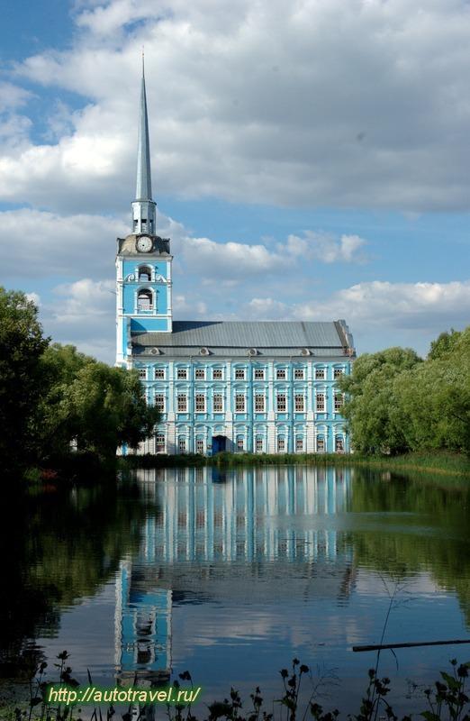 Фотография Петропавловская церковь (Ярославль (Ярославская область))