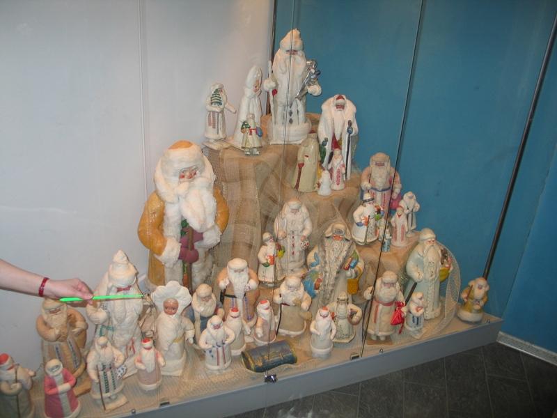 Фотография Музей елочных украшений (Клин (Московская область))