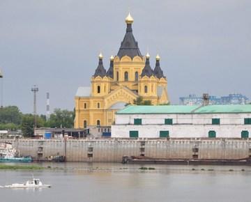Нижний Новгород (Нижегородская область): Достопримечательность Александро-Невский собор