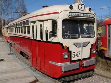 Нижний Новгород (Нижегородская область): Достопримечательность Музей истории трамвая и троллейбуса