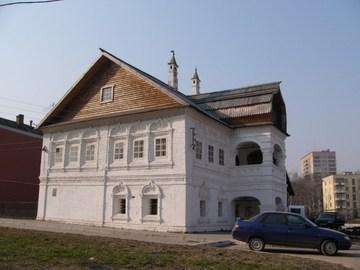 Нижний Новгород (Нижегородская область): Достопримечательность Ильинская (Започаинская) слобода