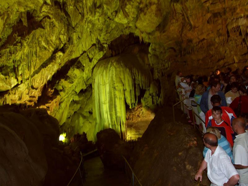 абхазия новый афон фото пещера