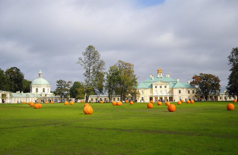 Фотография Ораниенбаум. Город Ломоносов (Ленинградская область).