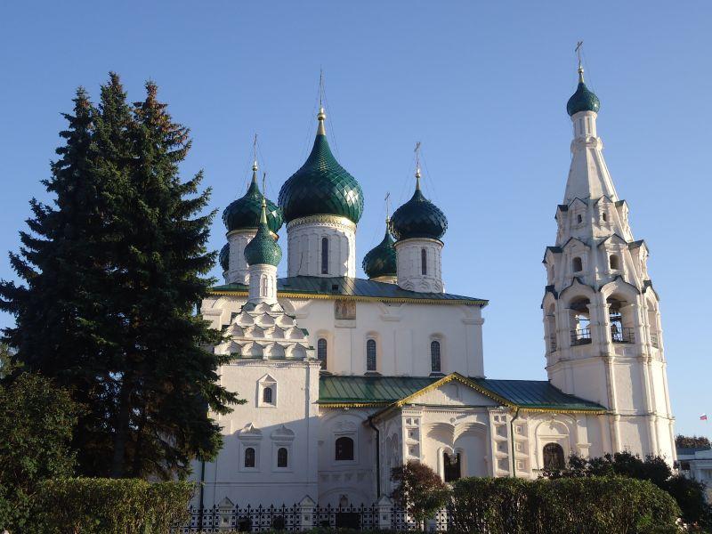 Фотография Церковь Ильи Пророка (Ярославль (Ярославская область))