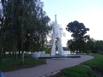 Ярославль (Ярославская область): Достопримечательность Часовня Казанской иконы Божией Матери