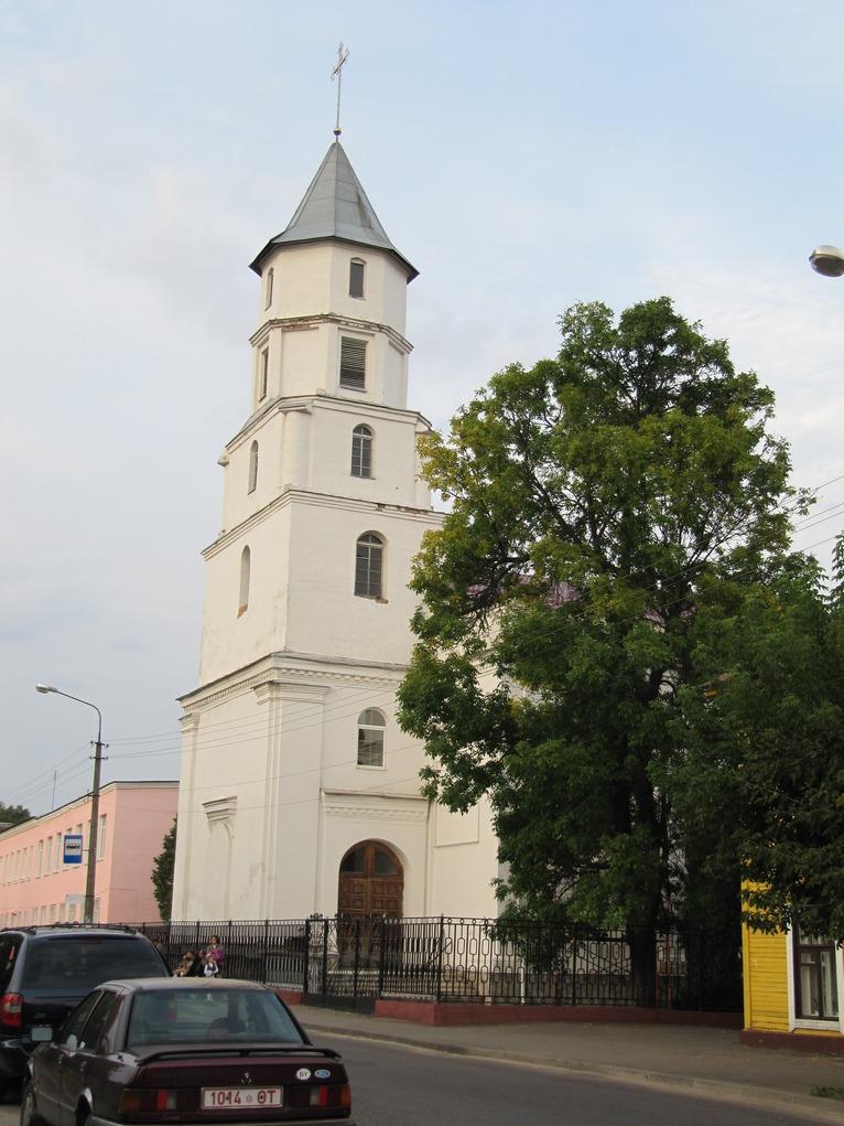 Фото Костел Рождества Девы Марии (Борисов (Беларусь)) .