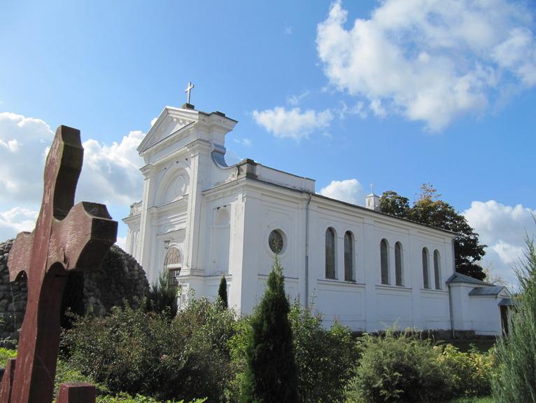 Костел Вознесения девы Марии в Пружанах - прошлое и настоящее.
