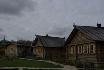 Фото туристический комплекс этномир