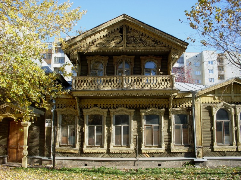 увы, есть фото купеческих домов россии начал работать