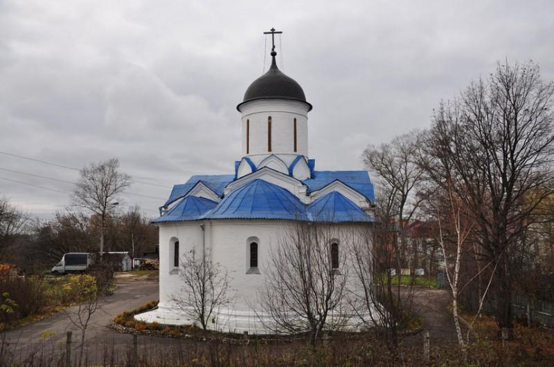 Фотография Церковь Успения Пресвятой Богородицы (Клин (Московская область))