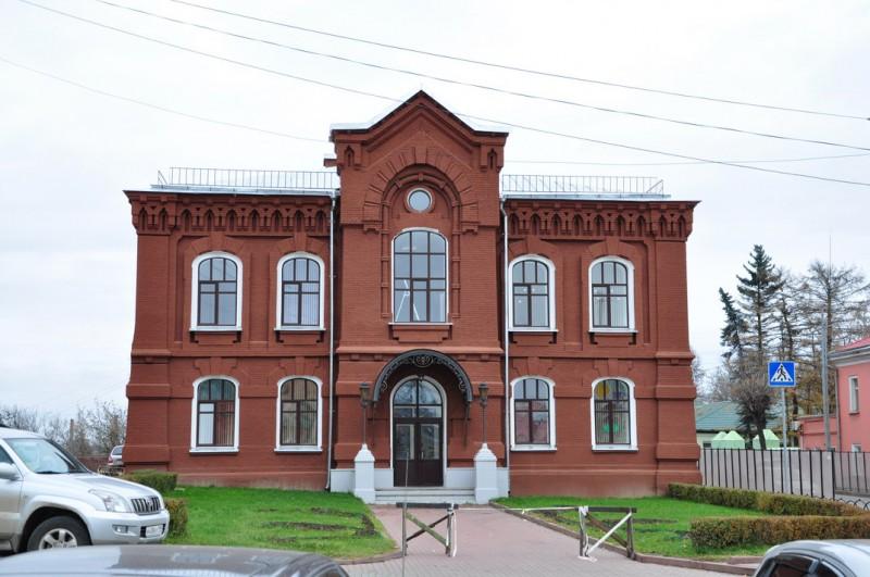 Фотография Архитектура Клина (Клин (Московская область))