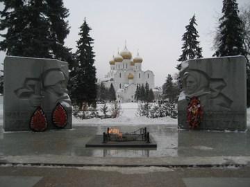 Ярославль (Ярославская область): Достопримечательность Успенский кафедральный собор