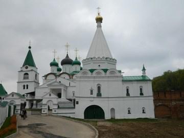 Нижний Новгород (Нижегородская область): Достопримечательность Вознесенский Печерский монастырь