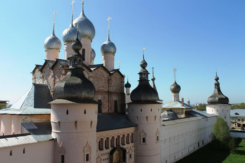 Фотография Ростовский Кремль (Ростов Великий (Ярославская область))