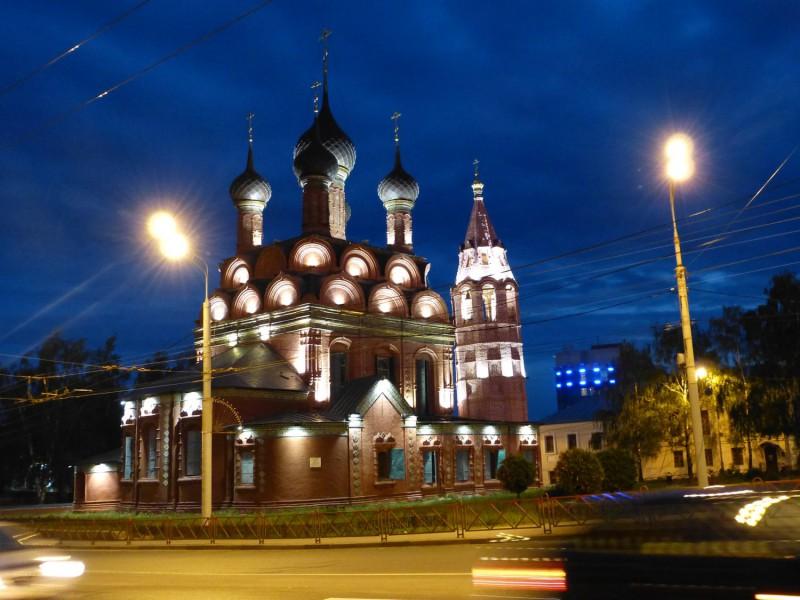 Фотография Церковь Богоявления (Ярославль (Ярославская область))