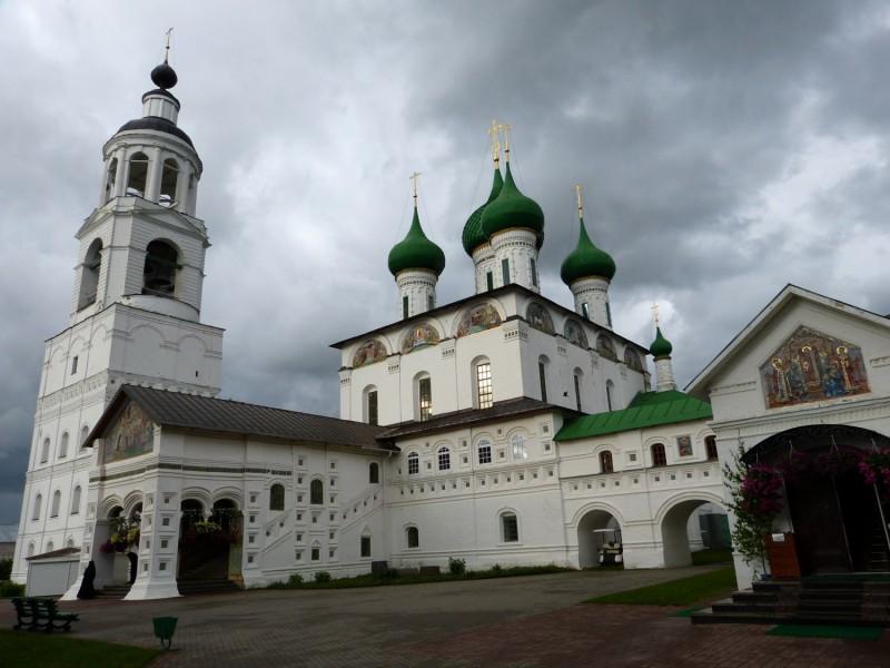 Фотография Толгский Свято-Введенский монастырь (Ярославль (Ярославская область))
