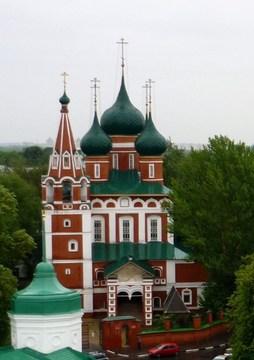 Ярославль (Ярославская область): Достопримечательность Церковь Михаила Архангела