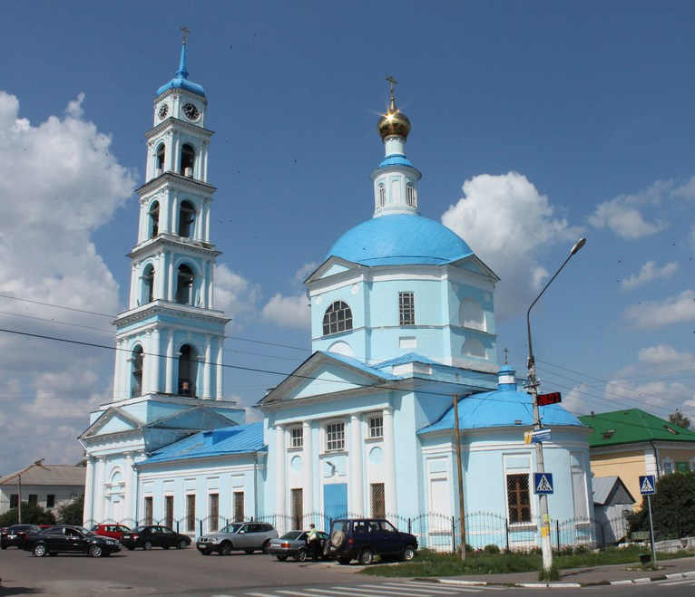 Фотография Введенская церковь (Кашира (Московская область))