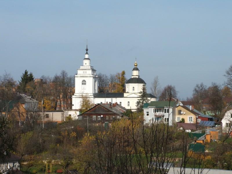 Фотография Покровская церковь (Руза (Московская область))