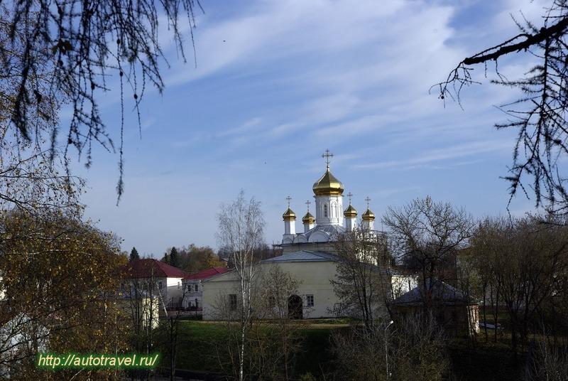 Фотография Собор Воскресения Христова (Руза (Московская область))