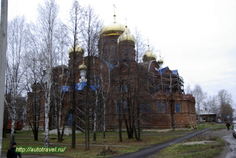 Фотография Свято-Троицкий собор (Оса ...: autotravel.ru/phalbum.php/90449/131