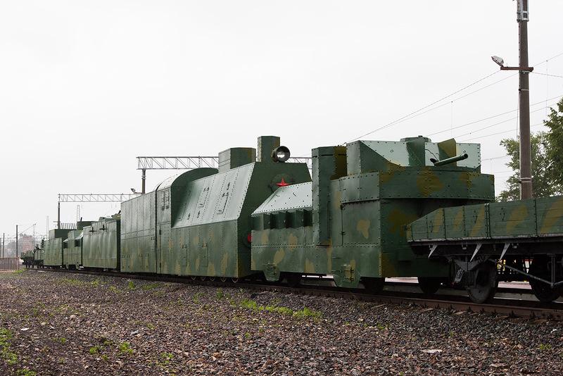 Современный бронепоезд фото
