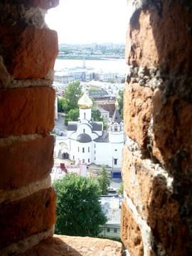 Нижний Новгород (Нижегородская область): Достопримечательность Церковь Иконы Божией Матери Казанская