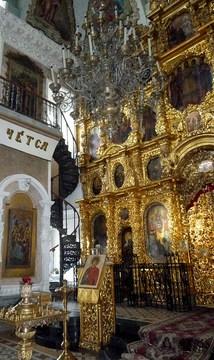 Нижний Новгород (Нижегородская область): Достопримечательность Рождественская (Строгановская) церковь