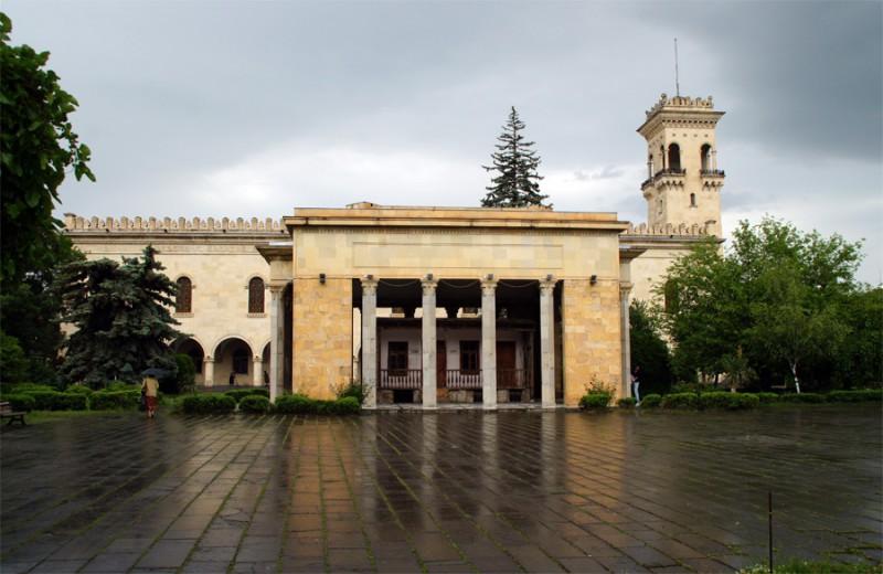 Государственный музей Иосифа Сталина-ის სურათის შედეგი