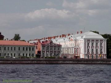 Санкт-Петербург (Ленинградская область): Достопримечательность Архитектура города