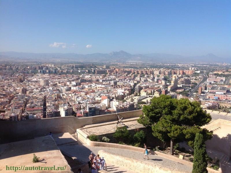 Испания аликанте фото города