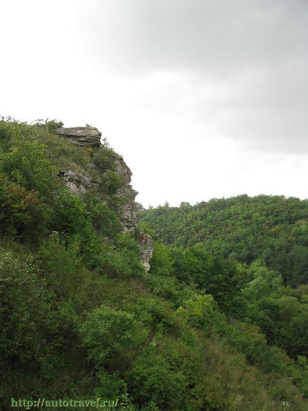разделе Воргольские скалы: