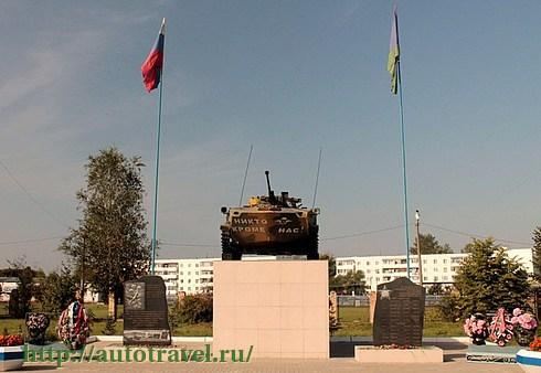 Фотография Памятник воинам-десантникам (Руза (Московская область))