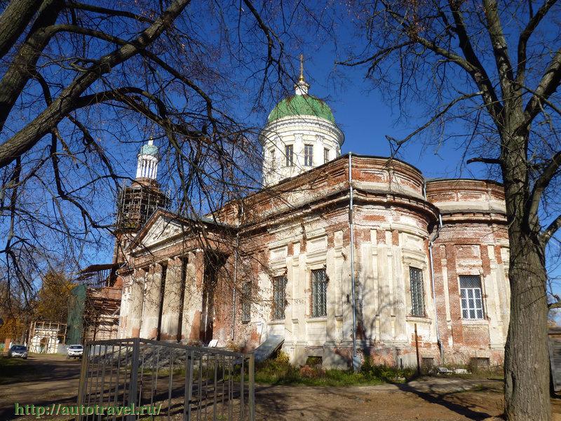 троицкий собор яхрома фото