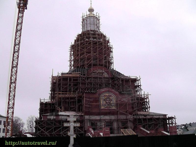 Серафимо-Дивеевский монастырь Фотографии. Отзывы посетителей.: http://autotravel.ru/otklik.php/1606