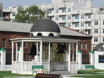 Нижний Новгород (Нижегородская область): Достопримечательность Спасский кафедральный (Староярмарочный) собор