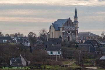 Щучин (Беларусь): Достопримечательность Костел св. Петра и Павла