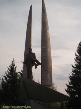 Нижний Новгород (Нижегородская область): Достопримечательность Памятник Р.Е. Алексееву