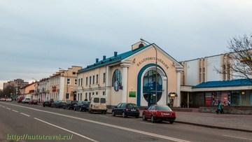 Щучин (Беларусь): Достопримечательность Архитектура города