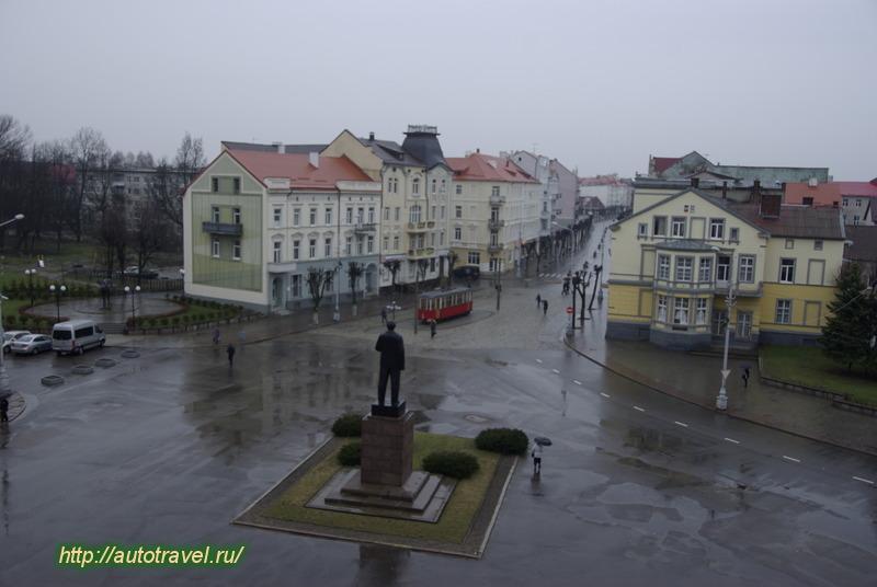 фото города советск
