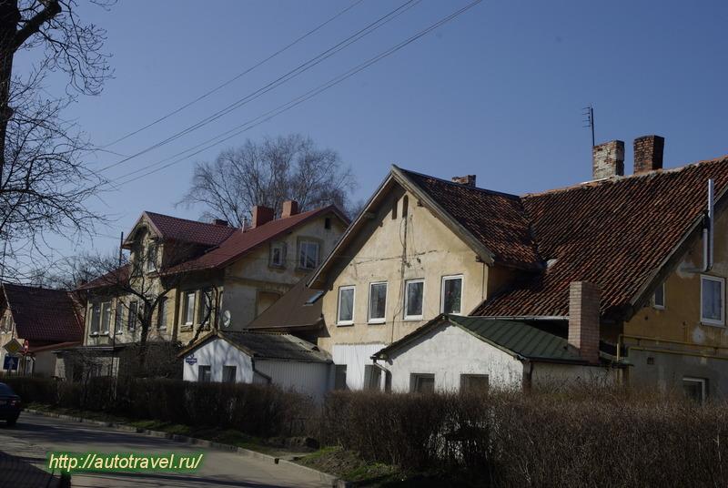 Зеленоградск калининградской области достопримечательности