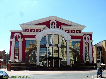 Саранск (Республика Мордовия): Достопримечательность Архитектура Саранска