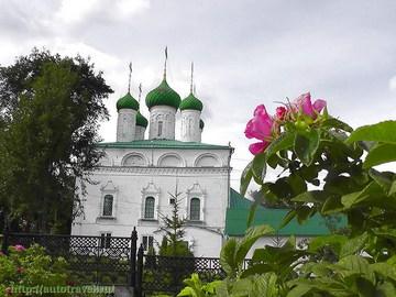 Чебоксары (Республика Чувашия): Достопримечательность Церковь Михаила Архангела