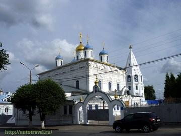 Чебоксары (Республика Чувашия): Достопримечательность Введенский собор