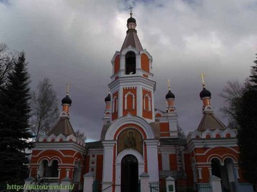 Солнечногорск (Московская область): Достопримечательность Церковь Николая Чудотворца