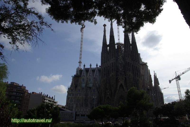 Barselona Barcelona Ispaniya Chto Posmotret