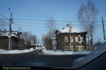 Ярославль (Ярославская область): Достопримечательность Архитектура Норского