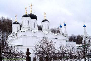 Нижний Новгород (Нижегородская область): Достопримечательность Благовещенский монастырь