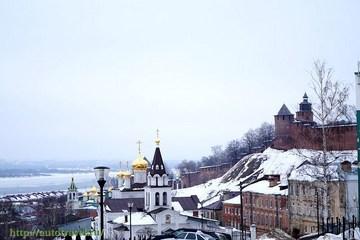 Нижний Новгород (Нижегородская область): Достопримечательность Набережная Федоровского