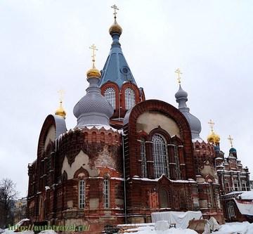 Нижний Новгород (Нижегородская область): Достопримечательность Церкви Смоленской и Владимирской икон Божией Матери в Гордеевке